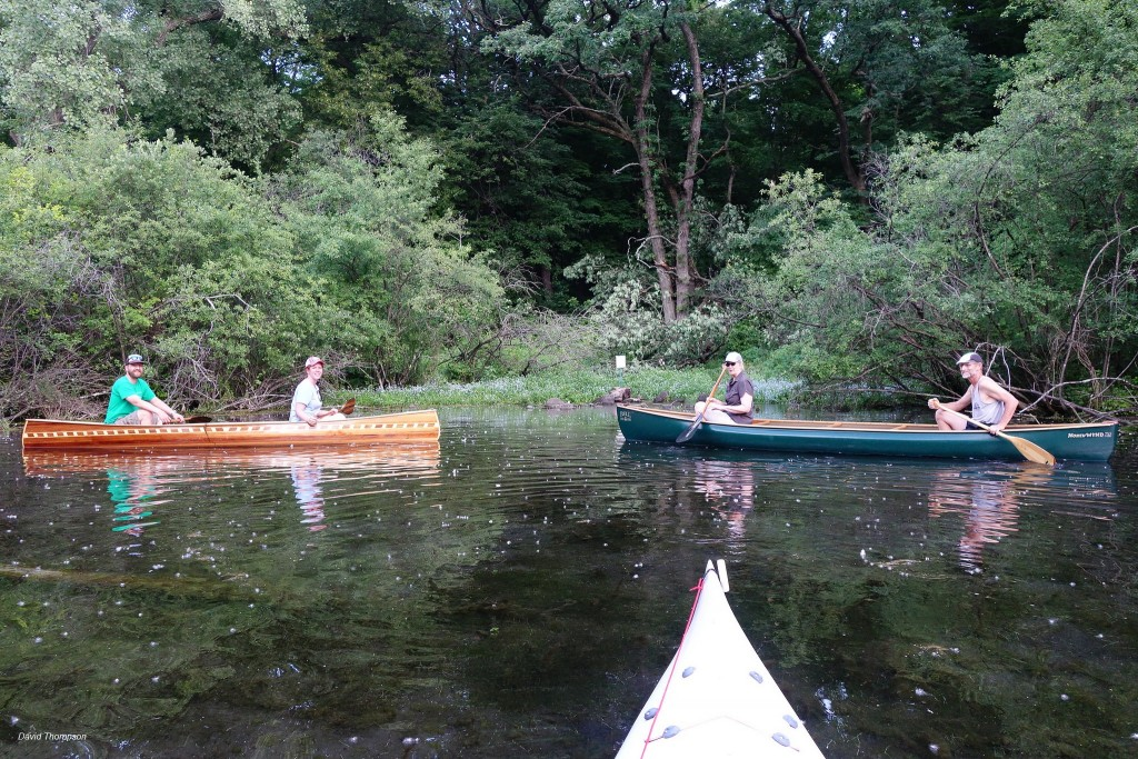 June Paddling Night 2