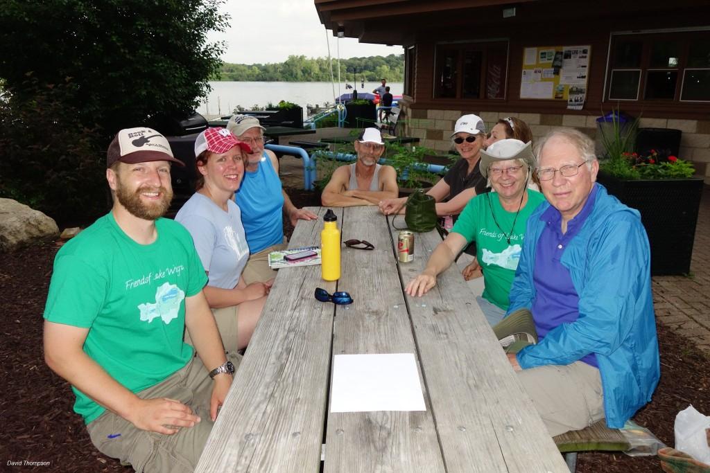 Wingra Boats June Meeting