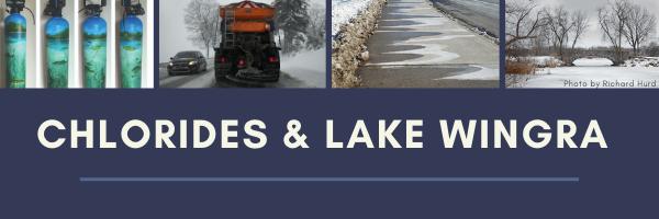 Chlorides and Lake Wingra